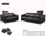 Half Leather comfort L-Shape sofa Penang