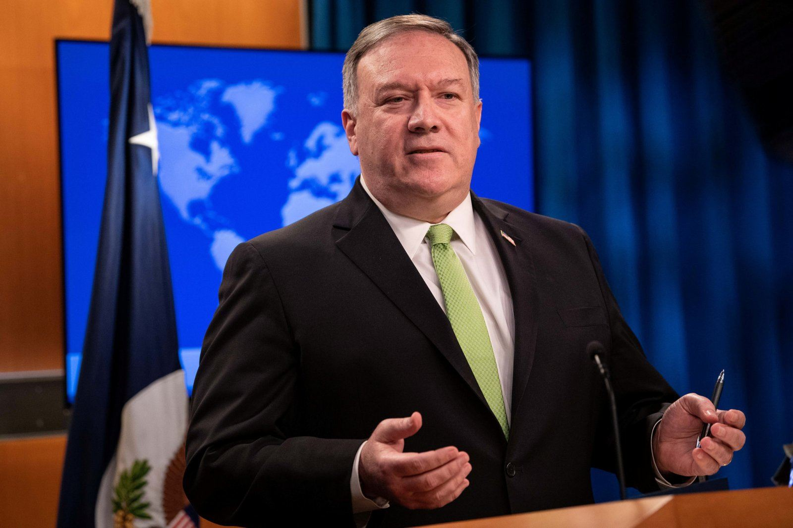 U.S. designating 6 more Chinese media as foreign missions: Pompeo