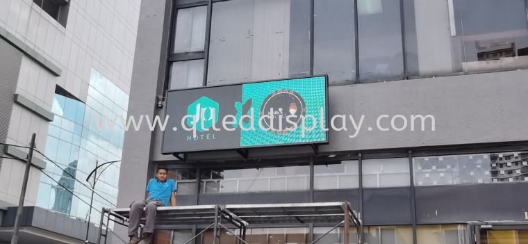 JO Hotel @Johor Bahru OUR DONE PROJECT