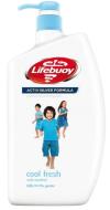 Lifebuoy Lifebuoy Shampoo, Body Wash & Antiseptics
