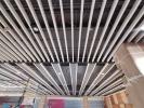 Custom Baffle with 325 Panel Custom Made Baffle Ceiling Aluminium Baffle Ceiling