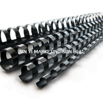 Binding Comb 6mm (Bind Up to 25Sht)