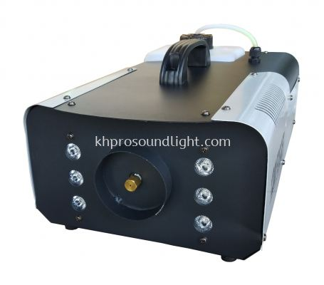 SMOKE MACHINE 1200W WITH LED