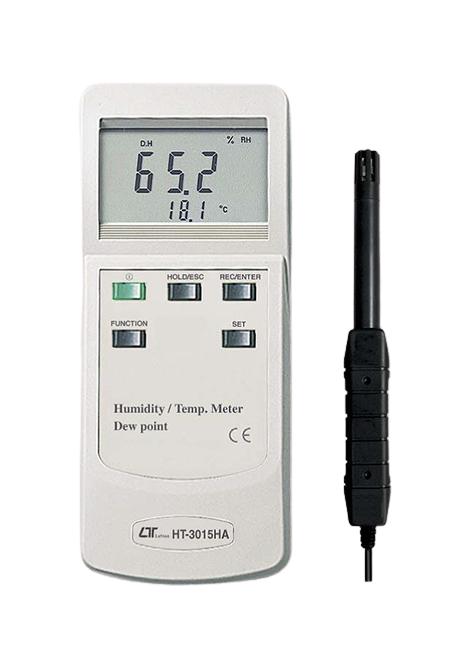 LUTRON HT-3015HA Humidity meter, dew point, temp.