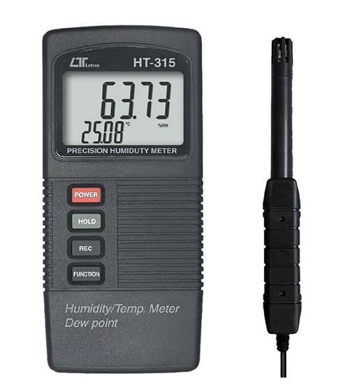 LUTRON HT-315 Pocket Humidity meter, 85 C degree, wide temperature, RS-232
