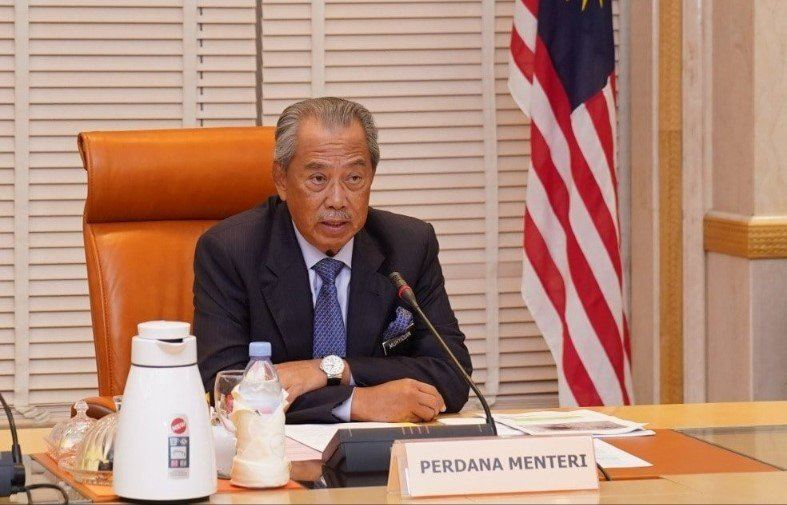 Muhyiddin chairs special Cabinet meeting