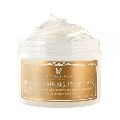 Annie's Way Snail + Secretion Repairing Jelly Mask 250ml