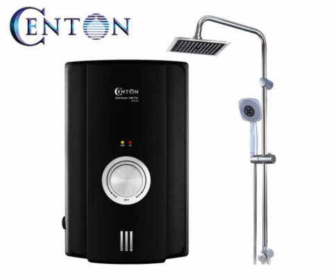 Centon Rain Shower Dc Pump Set