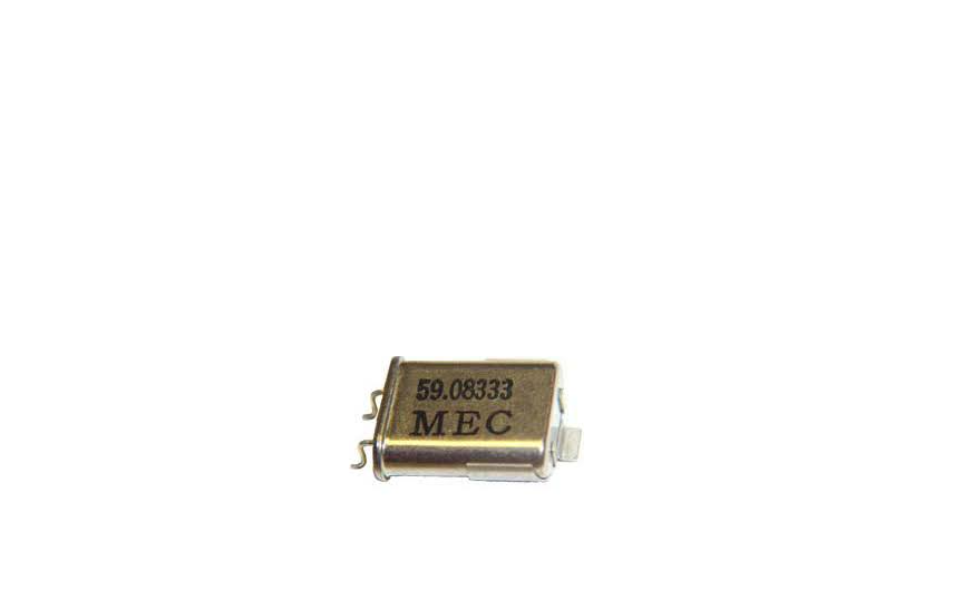 Mercury Crystal Filter 49TMJ Frequency Range : 10.7 MHz