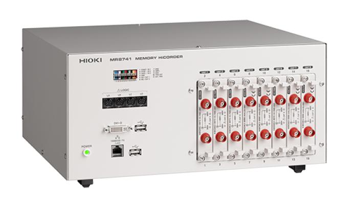 HIOKI MR8741 Memory HiCorder