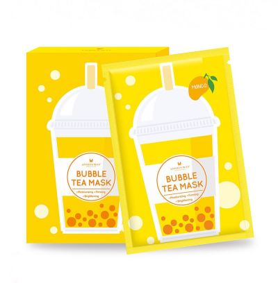 Annie's Way Mango Bubble Tea Mask