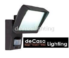 LED WALL LIGHT with Motion Sensor 20W 6000K