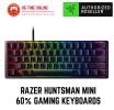 Razer Huntsman Mini 60% Gaming Keyboards - Clicky Keyboards Razer Peripherals