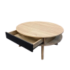 erica round coffee table Coffee Table