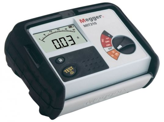 MIT300 MEGGER INSULATION TESTER