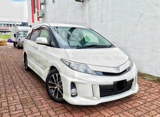 2014 Toyota Estima 2.4 Facelift
