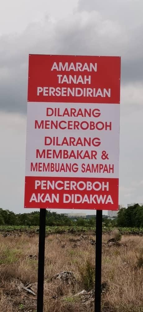 Road At Klang