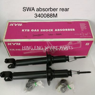 Honda Accord Tao (09Y) KYB Excel-G Absorber (Rear)