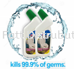 500mlx2 Toiler Cleaner (Twin Pack) Cleaning Product Home Care