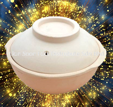 """10.5""""Traditional Hand Made Claypot(D25.5XH10.5CM)"""