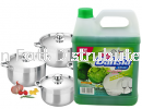 5000ml DishWash (Lime) Cleaning Product Home Care