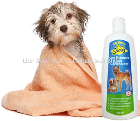 500ml Oscars Dog Shampoo