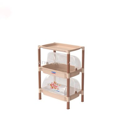 DT0379/2 2 TIER SMALL COVER SHEL