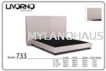 733 Bedframe Bedroom