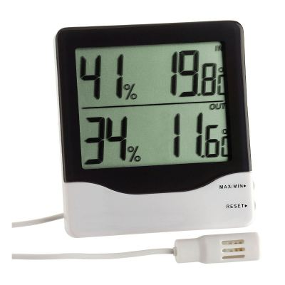 Indoor/Outdoor Thermohygrometer
