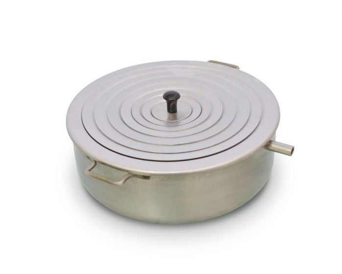 Boekel Scientific Round Water Bath, 14458, Stainless Concentric Ring Heating Basin