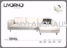 9846L L Shape Sofa