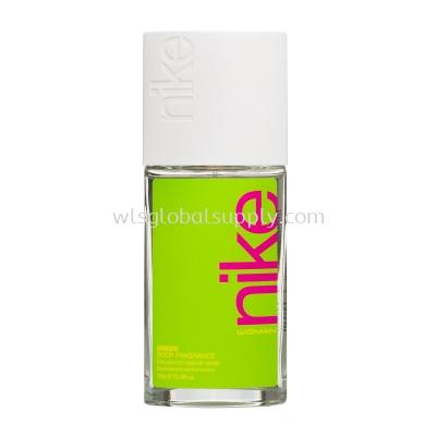Nike Colors Deo Spray WOMAN 75ml (Green)