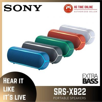 Sony SRS-XB22 ( Black )