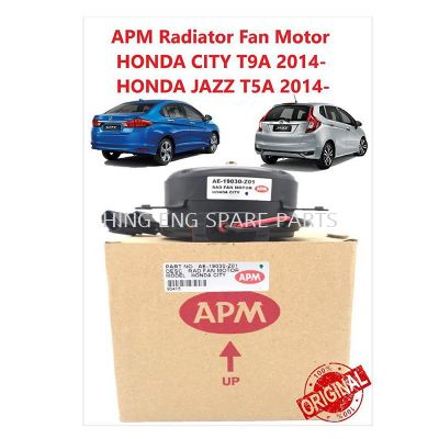 Honda City (T9A-14Y)/Jazz (T5A-14Y) APM Radiator Fan Motor