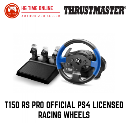 THRUSTMASTER T150 RS PRO Official PS4™ licensed