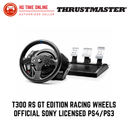 THRUSTMASTER T300 RS GT Edition Official  Sony licensed PS4®PS3®