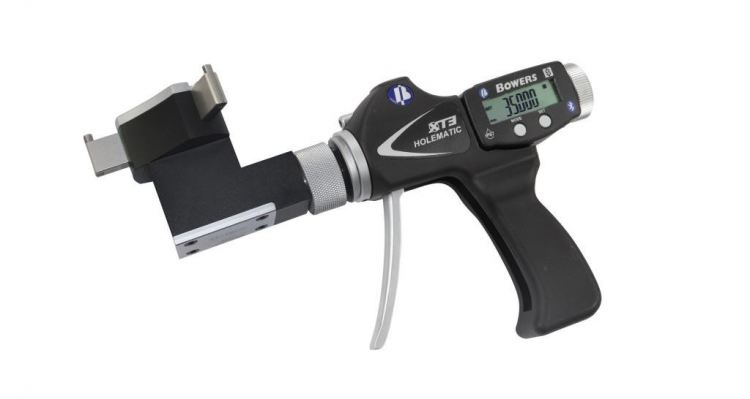 Special Bore Measurement - Right Angled Adaptor