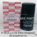 Isuzu D-Max 3.0 Oil Filter