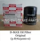 Isuzu D-Max Oil Filter