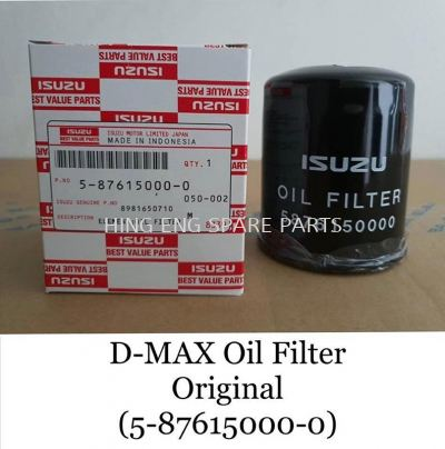 Isuzu D-Max Oil Filter