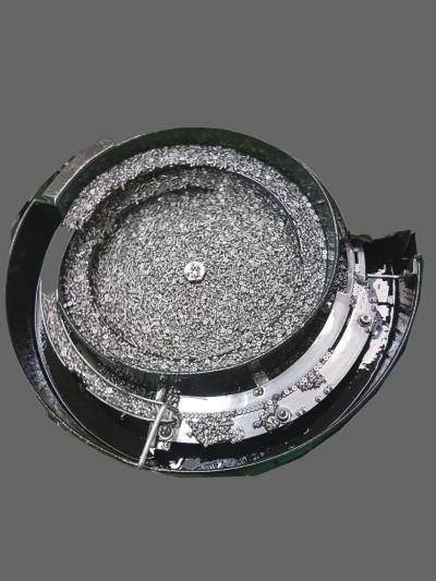 Stainless Steel Bowl Feeder - Screw Bowl Feeder