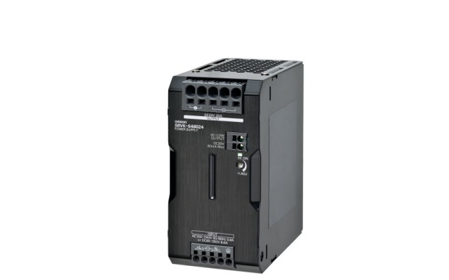 Omron S8VK-S A Perfect Fit for Small Control Panels Coated PCBs for Better Resistance to Environment Conne
