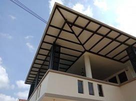 ALU COM PANEL54 铝塑复合板 凉逢屋顶 马来西亚装修设计参考
