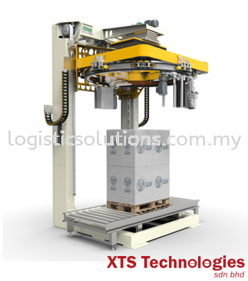 Rotating Ring Wrapping Machine Malaysia