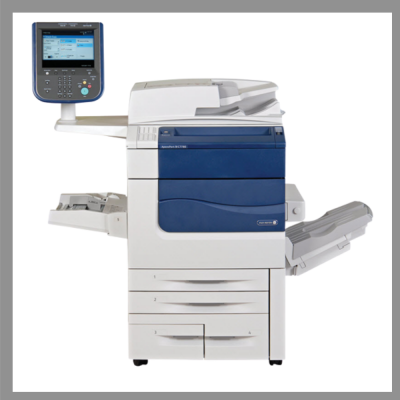 XEROX COLOR 560 PHOTOCOPY MACHINE