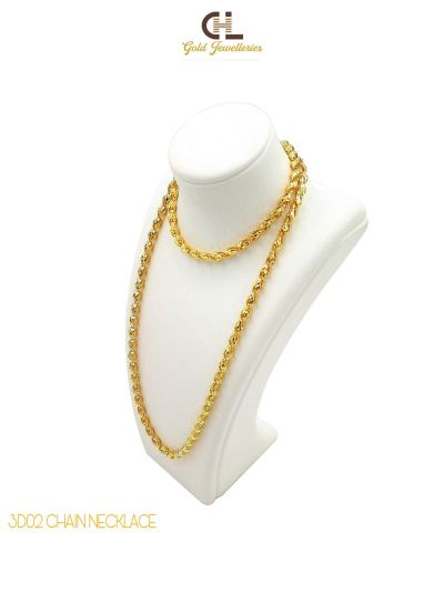 3D02 CHAIN NECKLACE