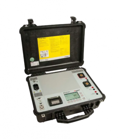 MEGGER MJOLNER600 600A Micro-Ohmmeter with dualground safety
