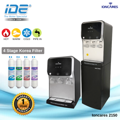 IonCares Water Purifier ( Hot&Normal&Cold)