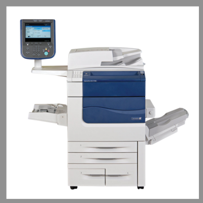 XEROX COLOR 550 PHOTOCOPY MACHINE