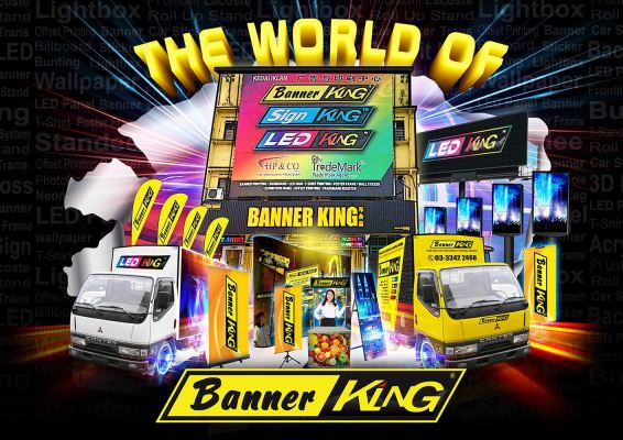Banner King Products & Services